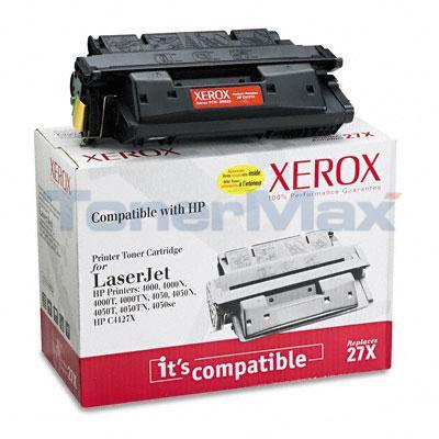 XEROX HP LASERJET 4000 TONER CTG BLACK C4127X